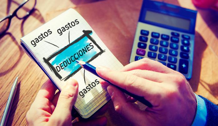 Deducciones de impuestos en Perú