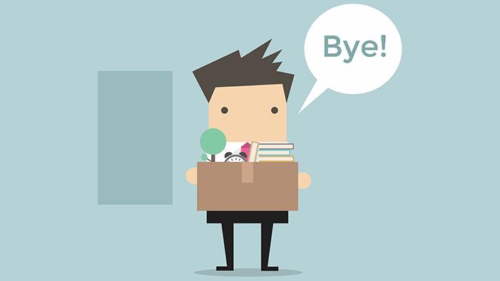 renuncia voluntaria en las empresas