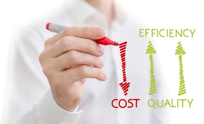 costos razonables