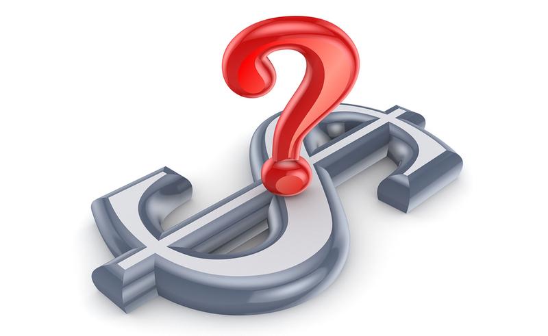 determinar los precios para los productos